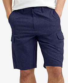 "Kenneth Cole New York Men's Mesh Tech Cargo 9"" Shorts"
