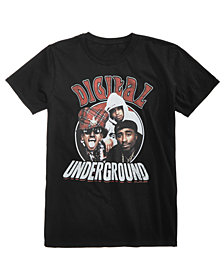 Tupac Digital Underground Men's T-Shirt by New World