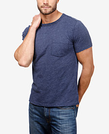 Lucky Brand Men's Heathered Pocket T-Shirt
