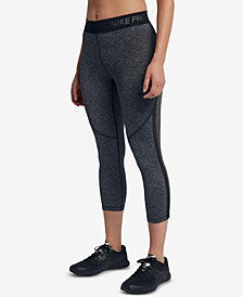 Nike Pro Hypercool Cropped Workout Leggings