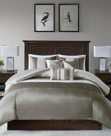 Effie 7-Pc. Full Comforter Set