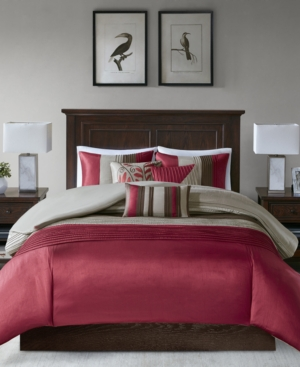 Madison Park Amherst 7-Pc. King Comforter Set Bedding