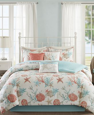 Madison Park Pebble Beach Bedding Sets Bed In A Bag Bed Bath