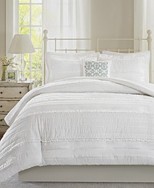 Celeste 4-Pc. Full/Queen Duvet Cover Set