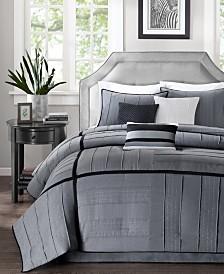 Madison Park Bridgeport 7-Pc. Comforter Sets