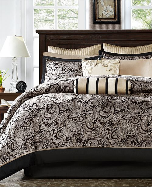 f9fd9fef10 Madison Park Aubrey Bedding Sets   Reviews - Bed in a Bag - Bed ...