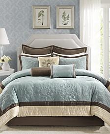 Juliana 9-Pc. Queen Comforter Set
