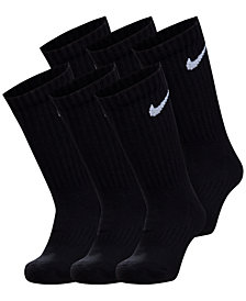 Nike Little Boys 6-Pk. Performance Crew Socks