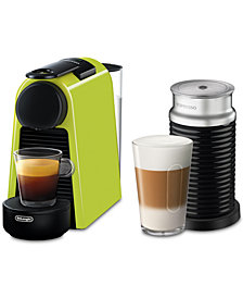 Nespresso Essenza Mini Espresso Machine & Aeroccino by De'Longhi