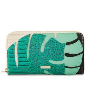Brahmin Suri Turquoise Belem Wallet 5996257