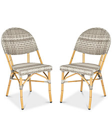 Louisa Side Chair (Set Of 2), Quick Ship