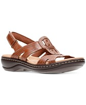 1db0eb3819be Clarks Collection Women s Leisa Vine Sandals