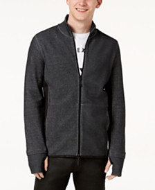 A|X Armani Exchange Men's Logo Jacket