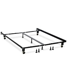 Hollywood World Class Bed Frames With Roll & Glides, Quick Ship