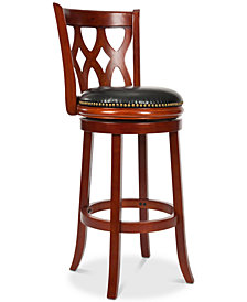Herman Bar Stool, Quick Ship