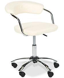 Darick Desk Chair, Quick Ship