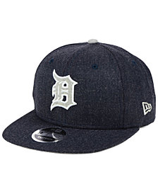 New Era Detroit Tigers Heather Hype 9FIFTY Snapback Cap