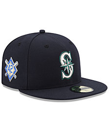 New Era Seattle Mariners Jackie Robinson Day 59FIFTY FITTED Cap