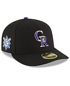 New Era Colorado Rockies Jackie Robinson Day Low Profile 59FIFTY FITTED Cap