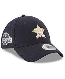 New Era Houston Astros World Series Commemorative 39THIRTY Cap