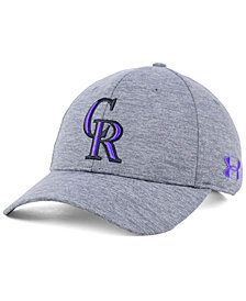 Under Armour Colorado Rockies Twist Closer Cap