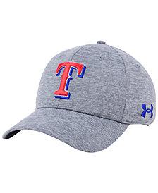 Under Armour Texas Rangers Twist Closer Cap