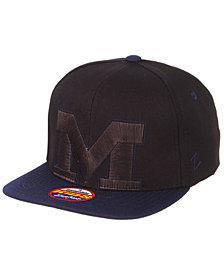 Zephyr Boys' Michigan Wolverines Halftime Snapback Cap