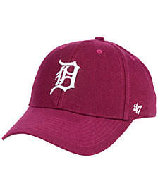 '47 Brand Detroit Tigers Cardinal MVP Cap