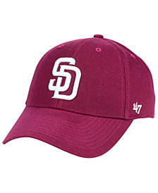 '47 Brand San Diego Padres Cardinal MVP Cap