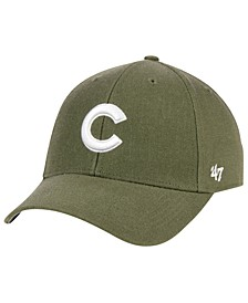 Chicago Cubs Olive MVP Cap