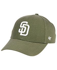 '47 Brand San Diego Padres Olive MVP Cap