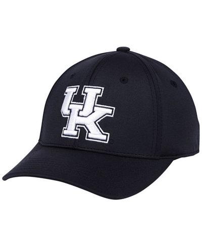 Top of the World Kentucky Wildcats Phenom Flex Black White Cap