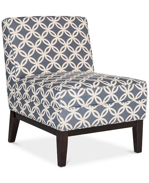 Safavieh Peekskill Accent Chair, Quick Ship