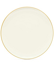 Colorwave Mustard Coupe Round Platter