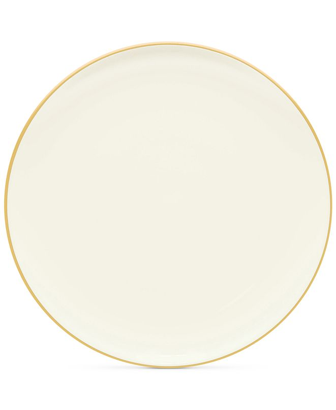 Noritake Colorwave Mustard Coupe Round Platter