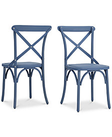 Maxwell Dining Chairs (Set of 2), Quick Ship