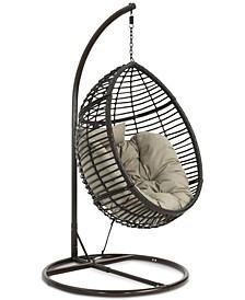Logan Outdoor Basket Chair