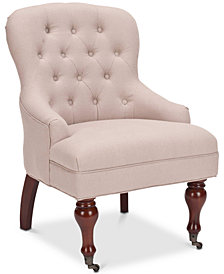 Alyna Accent Chair, Quick Ship
