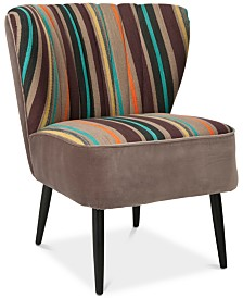 Glen Cove Accent Chair, Quick Ship