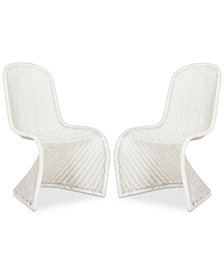 Vlad Side Chair (Set Of 2), Quick Ship