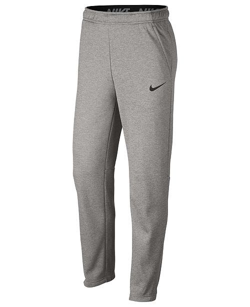 3439f21a8 Nike Men's Therma Open Bottom Training Pants; Nike Men's Therma Open Bottom  Training ...