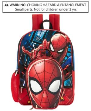 Spider-Man Backpack &...