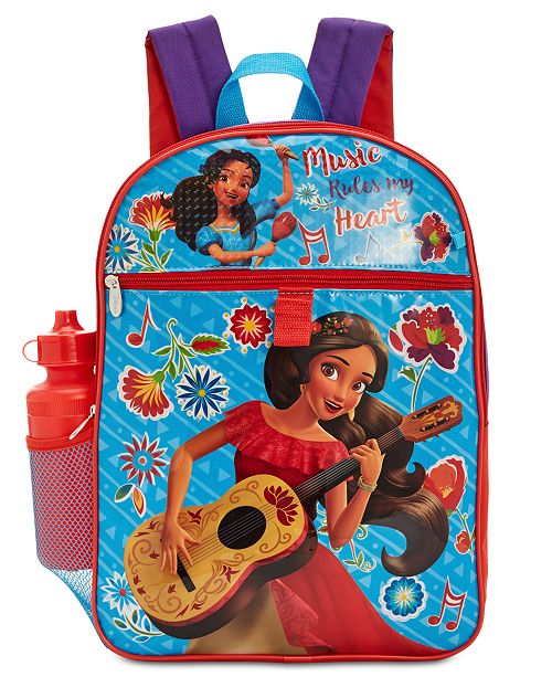 861db7cc271 Disney Princess Elena of Avalor 5-Pc. Backpack   Accessories Set ...