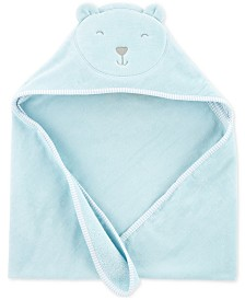 Carter's Baby Boys Cotton Bath Towel