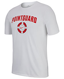 Nike Men's Dry Graphic Pointguard Basketball T-Shirt