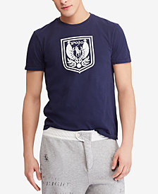 Polo Ralph Lauren Men's Custom Slim Fit Jersey T-Shirt