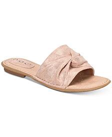 b.o.c. Haley Flat Sandals