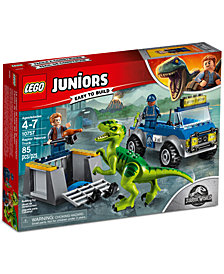 LEGO® Juniors Raptor Rescue Truck 10757