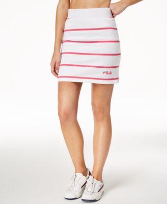 Lili Striped Mini Skirt