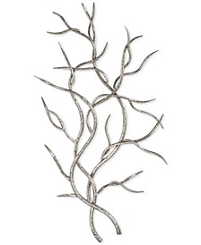 Silver Branches 2-Pc. Wall Art Set